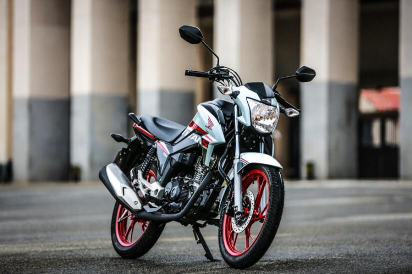 Honda CG 160 Titan S: uma guerreira estilosa
