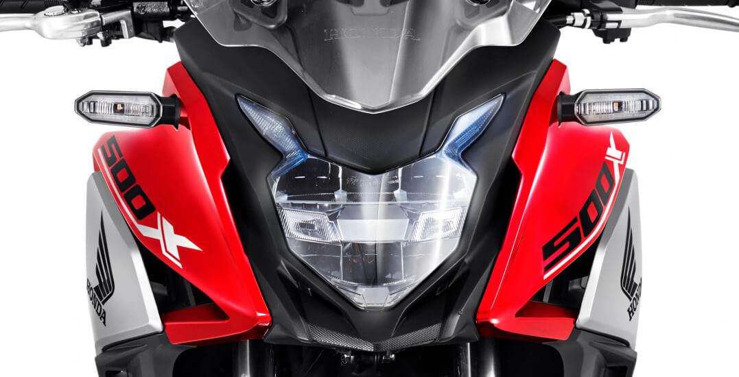 Honda CB 500F e CB 500X 2020