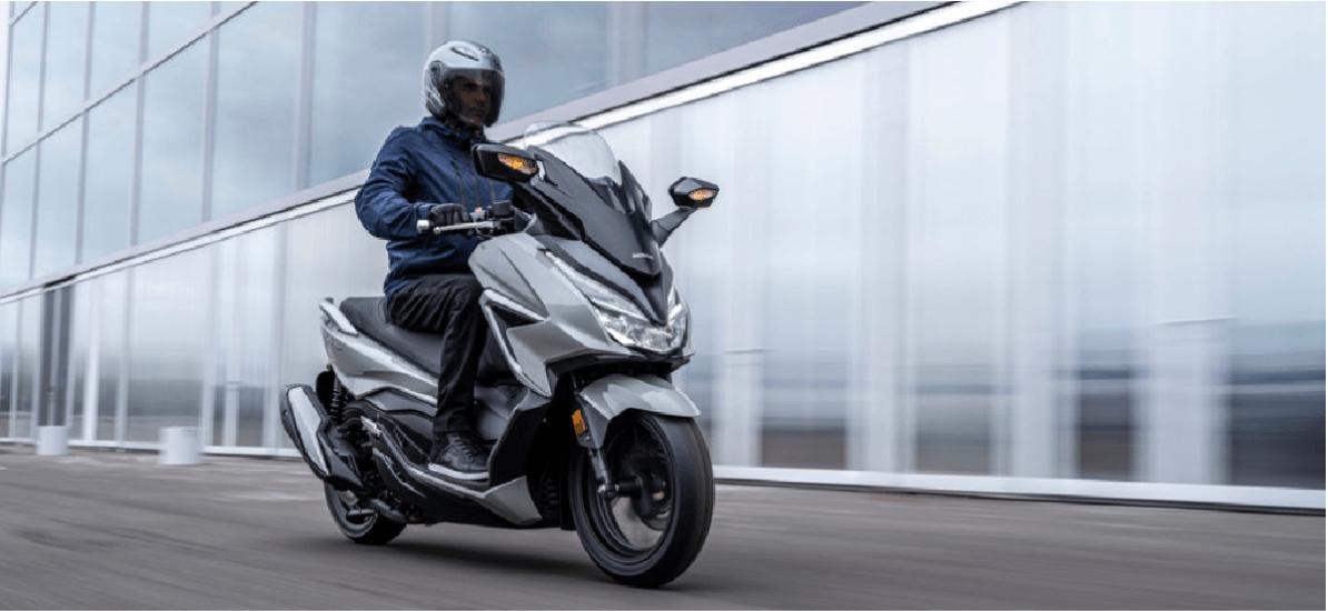 Forza 350 e mais dois modelos chegam ao Brasil em 2021