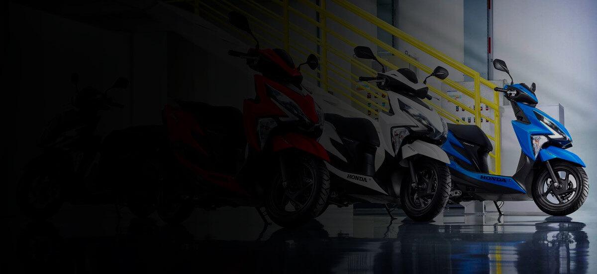 Honda Elite 125: eficiência máxima em mobilidade