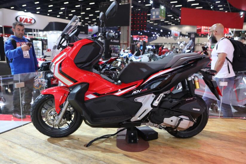 Honda ADV 150 é registrado no Brasil; saiba como é o 'scooter aventureiro'.