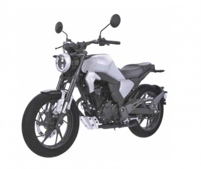Honda CBF 190 TR tem patente registrada no Brasil
