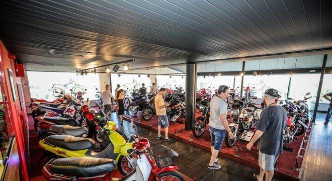 Mais de 6 mil pessoas já visitaram o museu da Honda em Indaiatuba (SP)