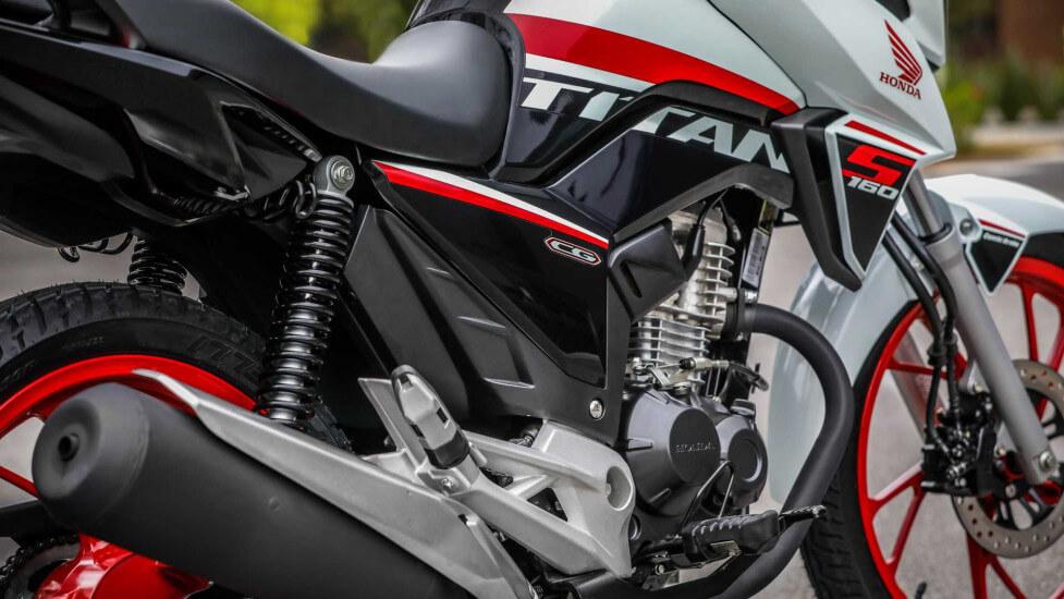 Honda CG 160 2020 ganha nova versão Titan S